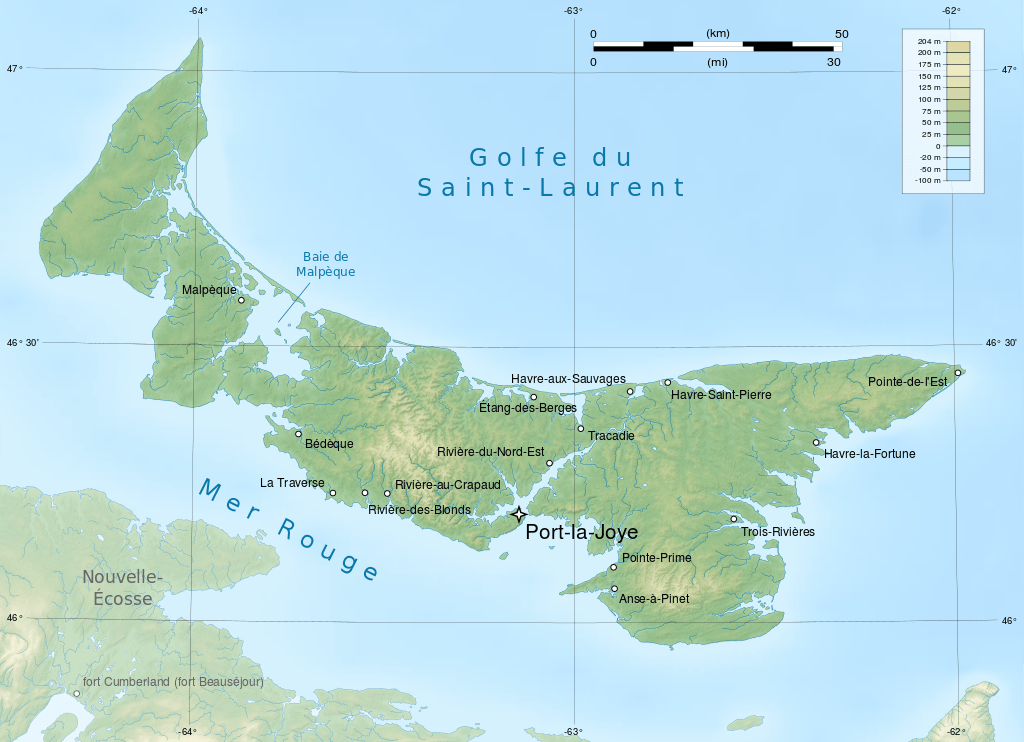 Ile Saint-Jean
