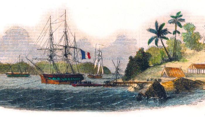 Guyane. L'ambition déçue de la colonie de Kourou