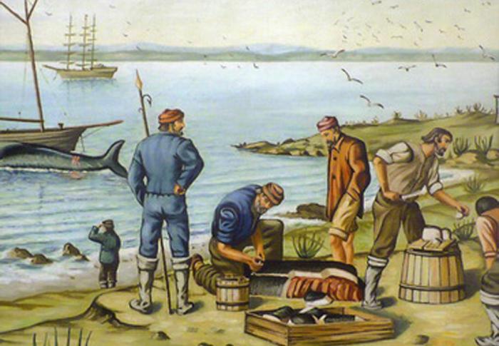 Pêcheurs basques