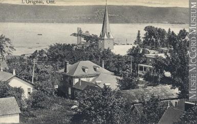 Village de L'Orignal