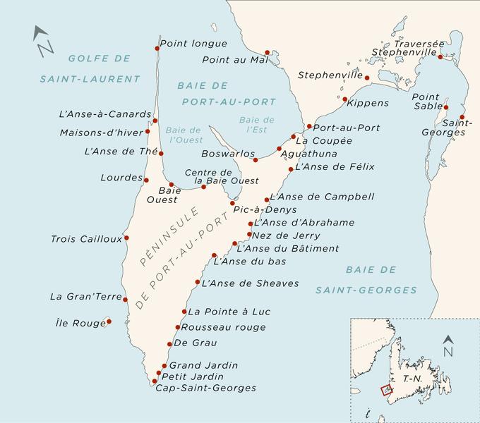 Péninsule de Port-au-Port